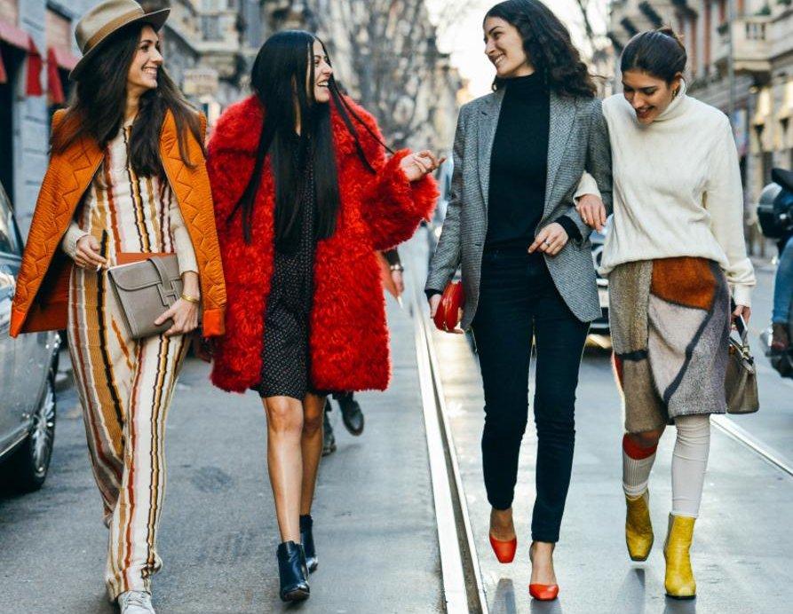 мир моды 2018