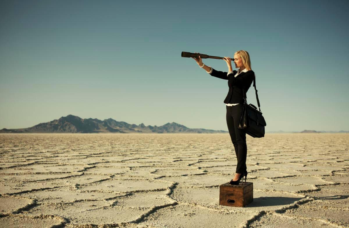 Не просто быть бизнес-леди