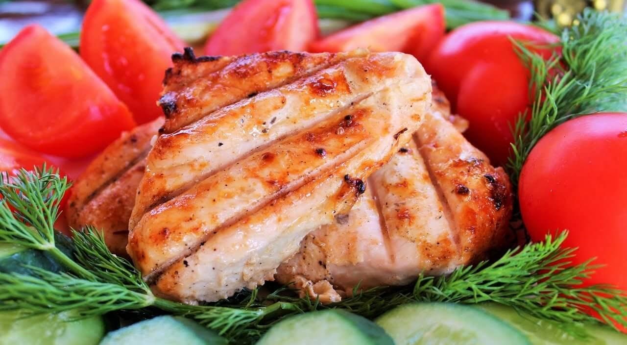 Простые блюда из куриного филе