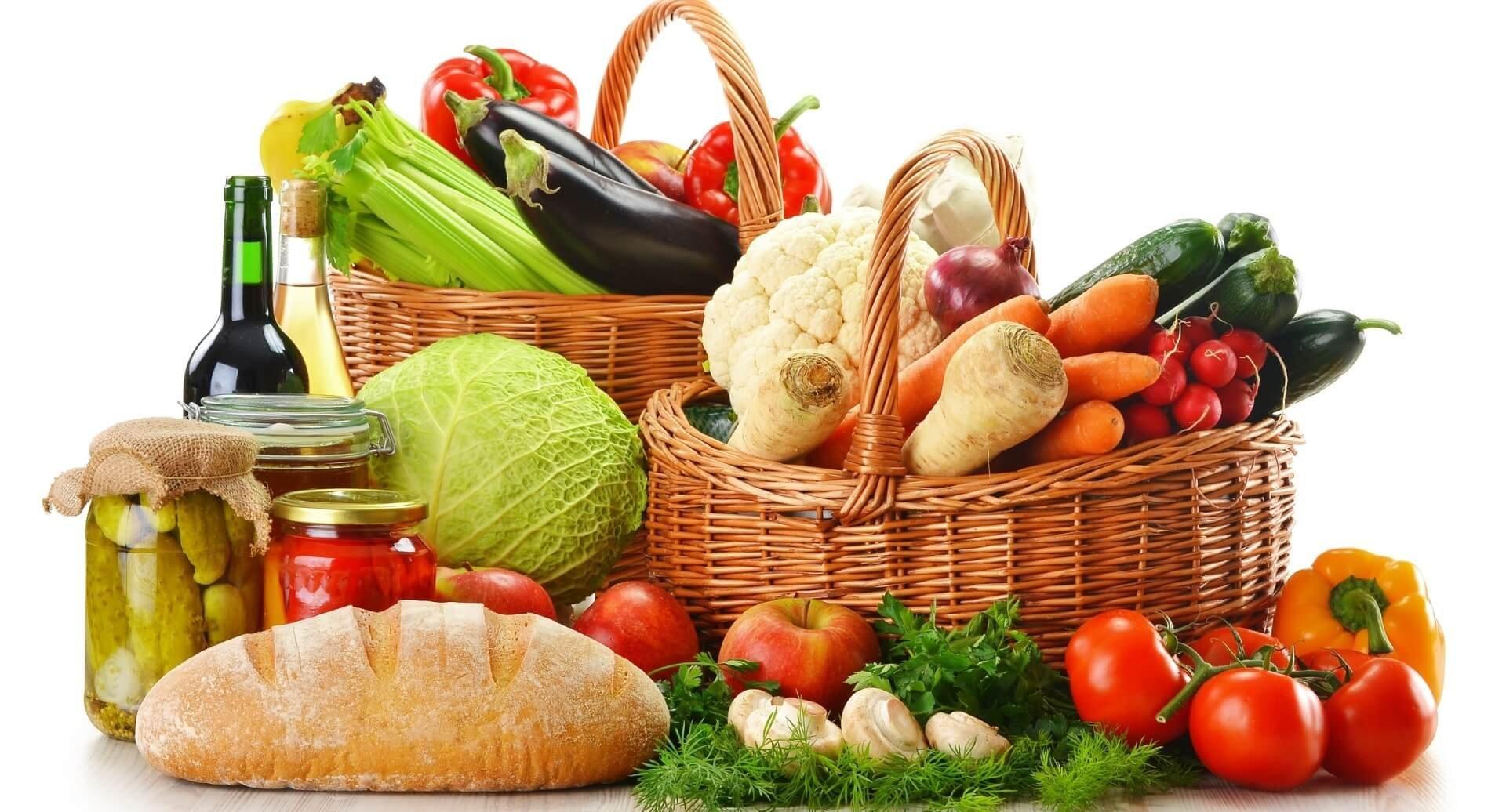 Правильное питание и режим питания