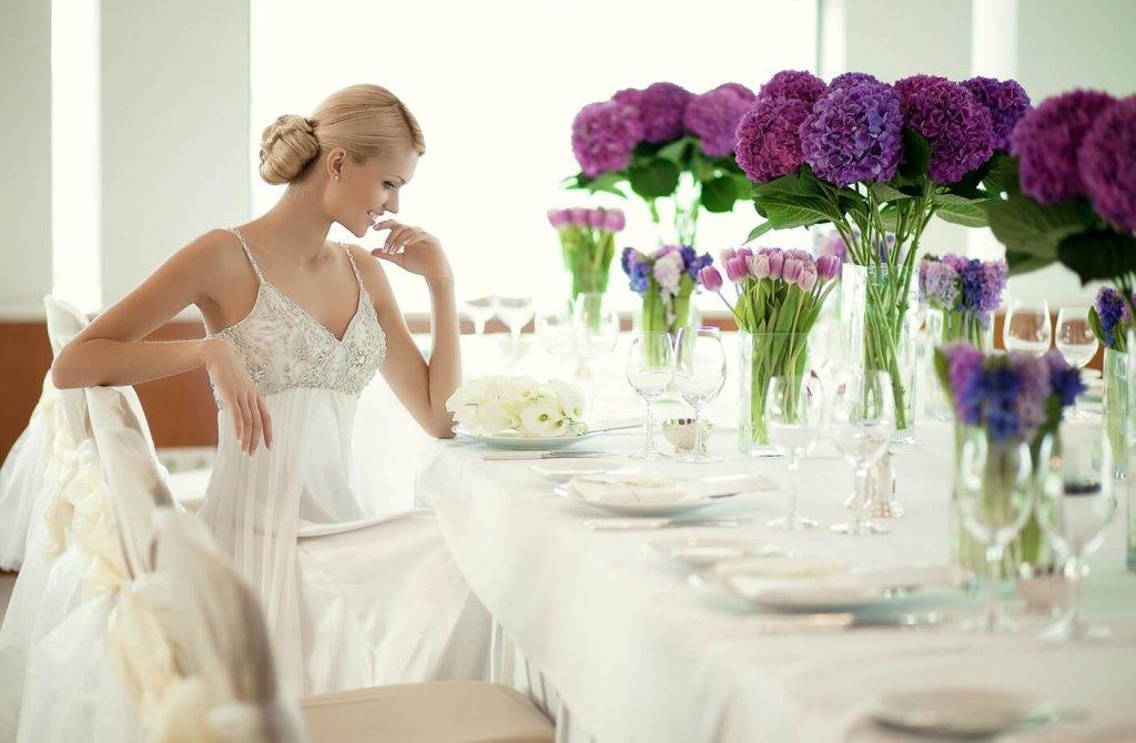 приготовление к свадьбе