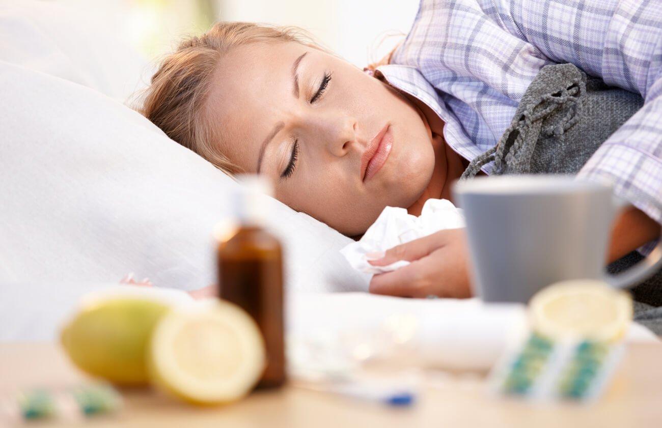 Как не болеть простудой?