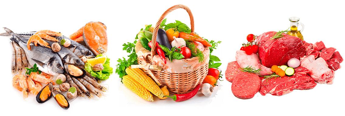 Продукты питания для похудения