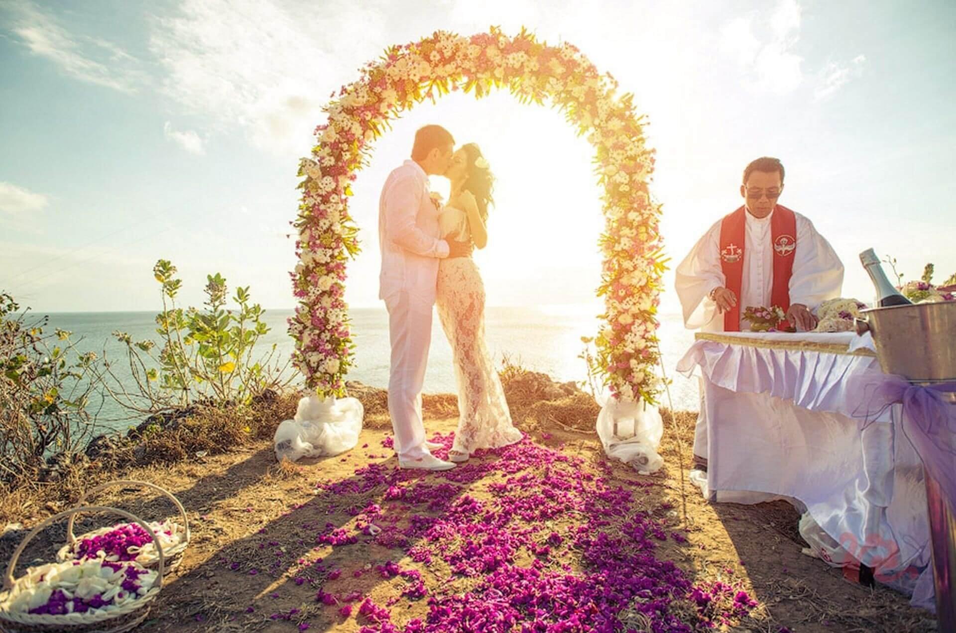 Свадебные тренды 2018 года