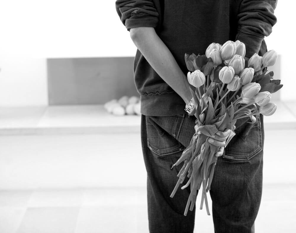 цветы на первое свидание