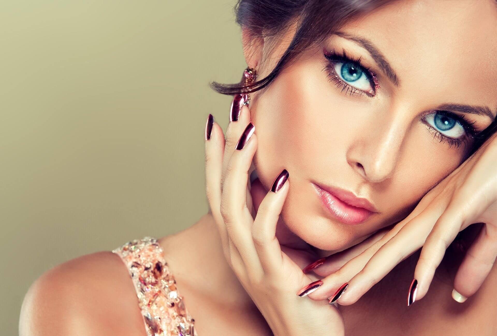 Как сделать макияж дома