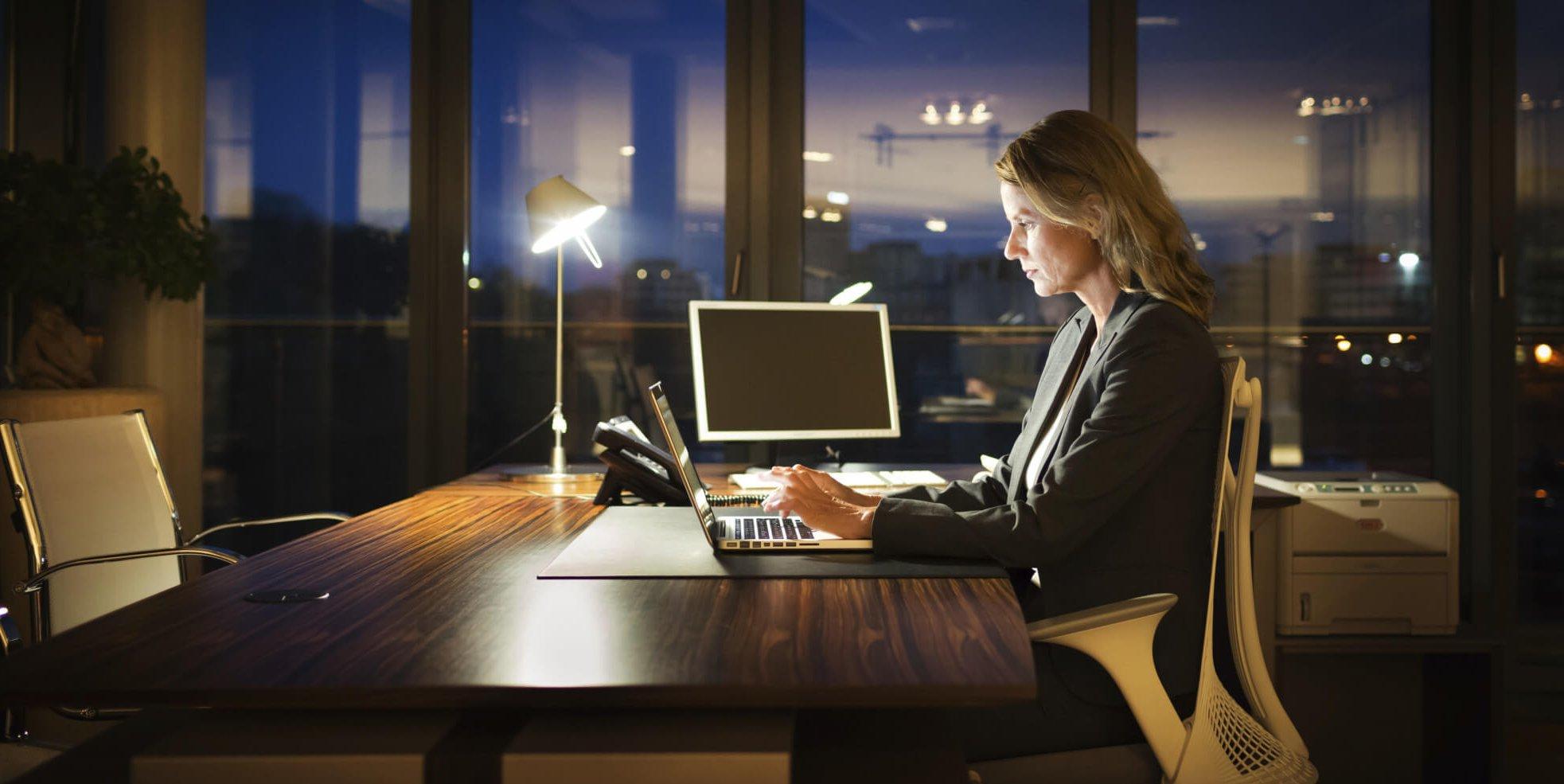 Работа в ночную смену для женщин