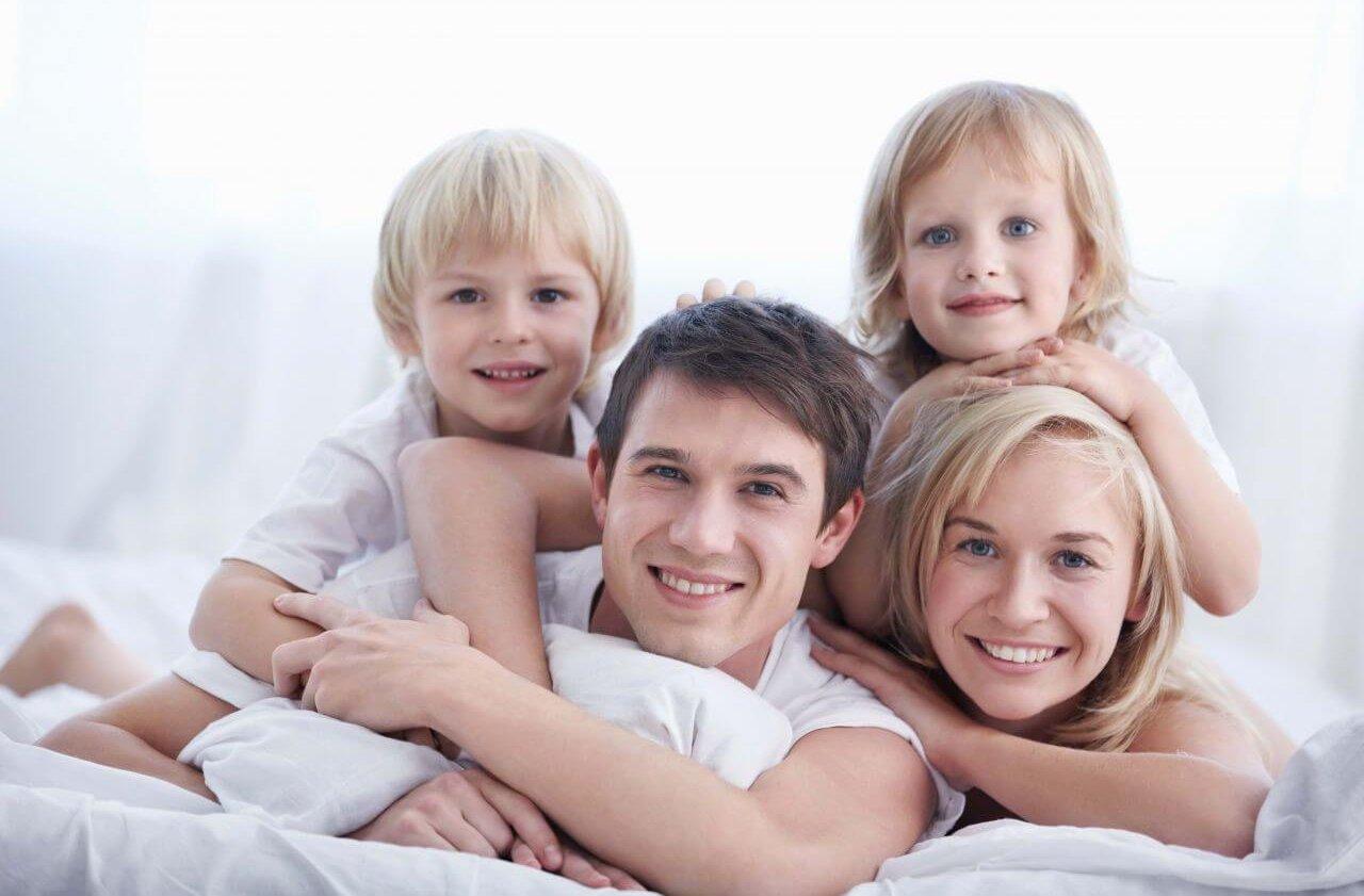 разнополые дети в семье