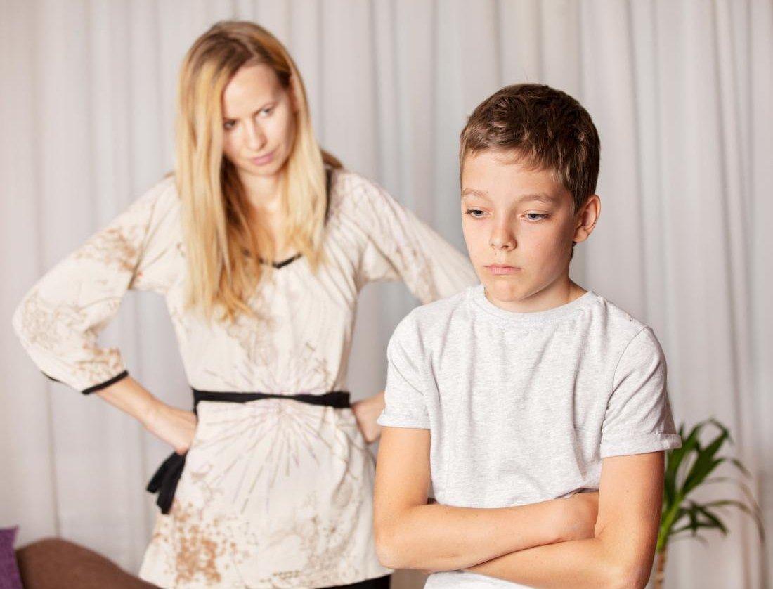 Отношения матери с сыном