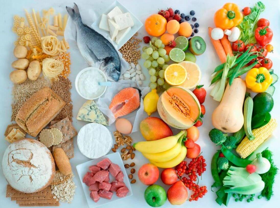 Влияние здорового питания на организм человека