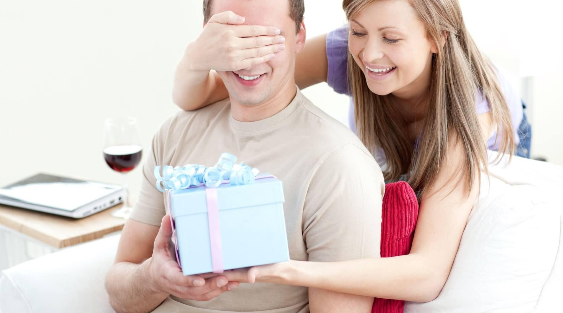 какой подарок подарить парню