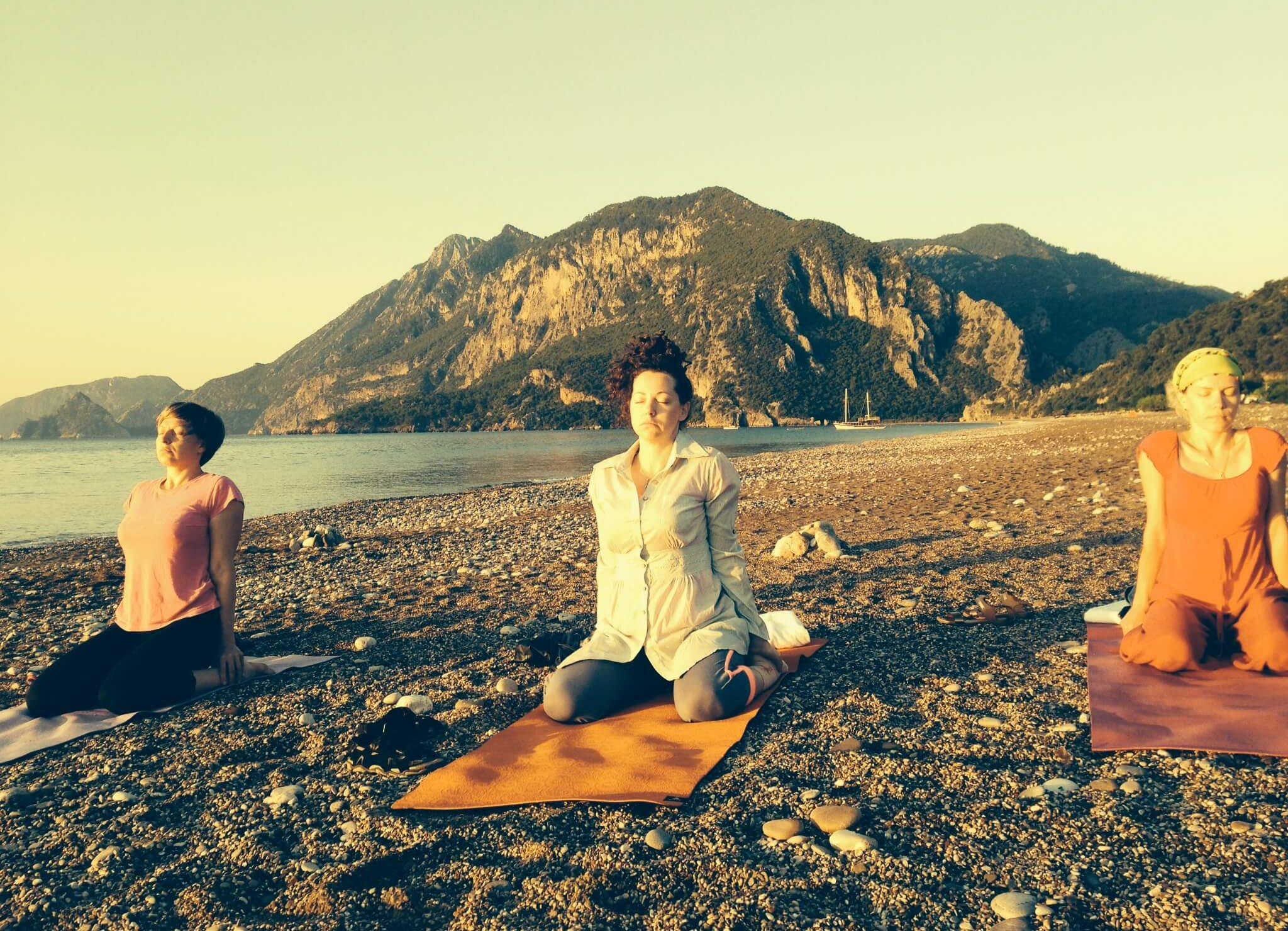 Прана йога