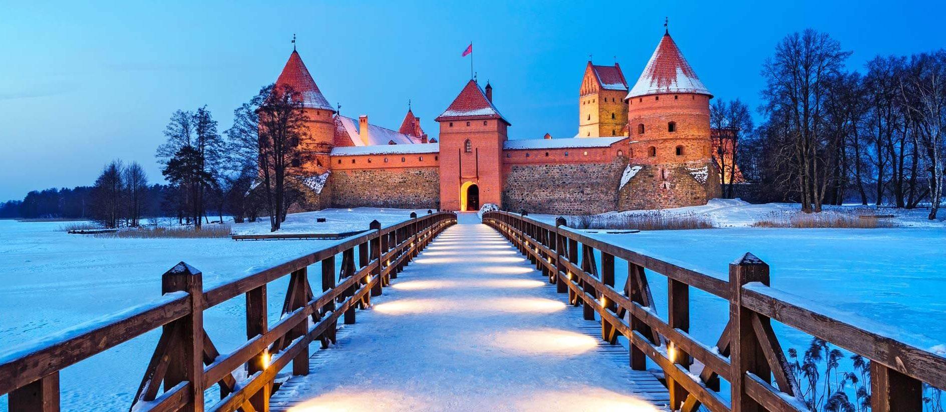 поездка в Литву