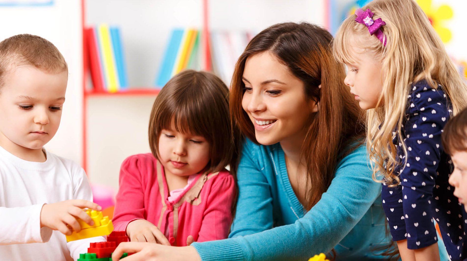 что такое дошкольное образование