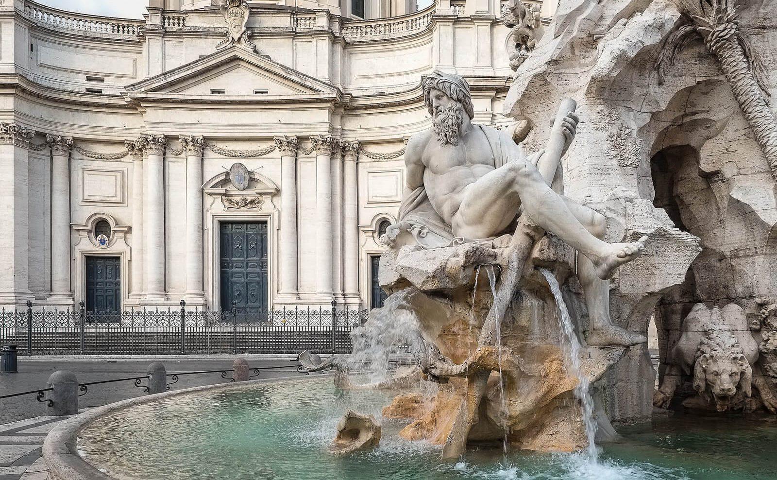 памятники архитетуры в Риме
