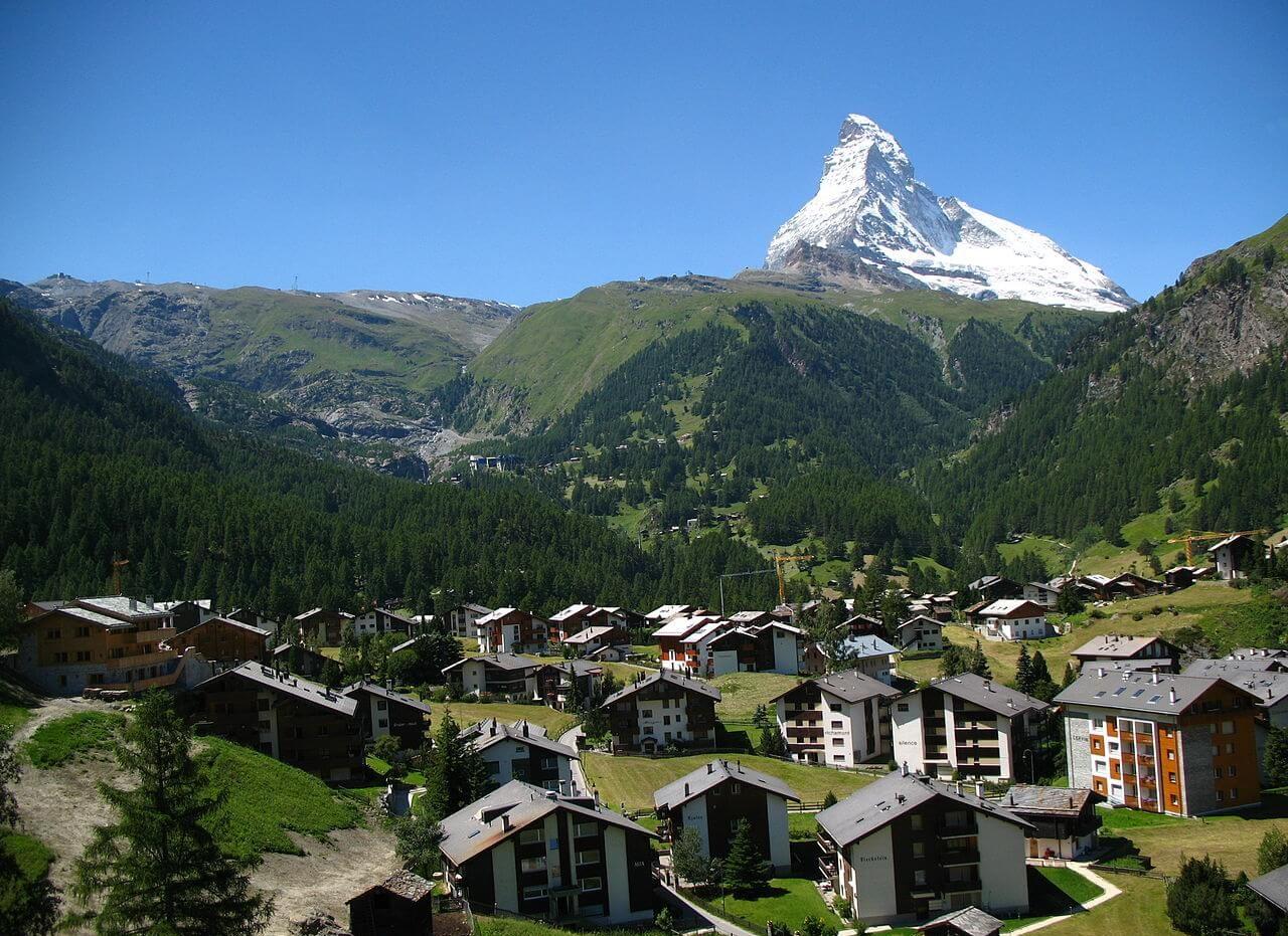 все про Швейцарию