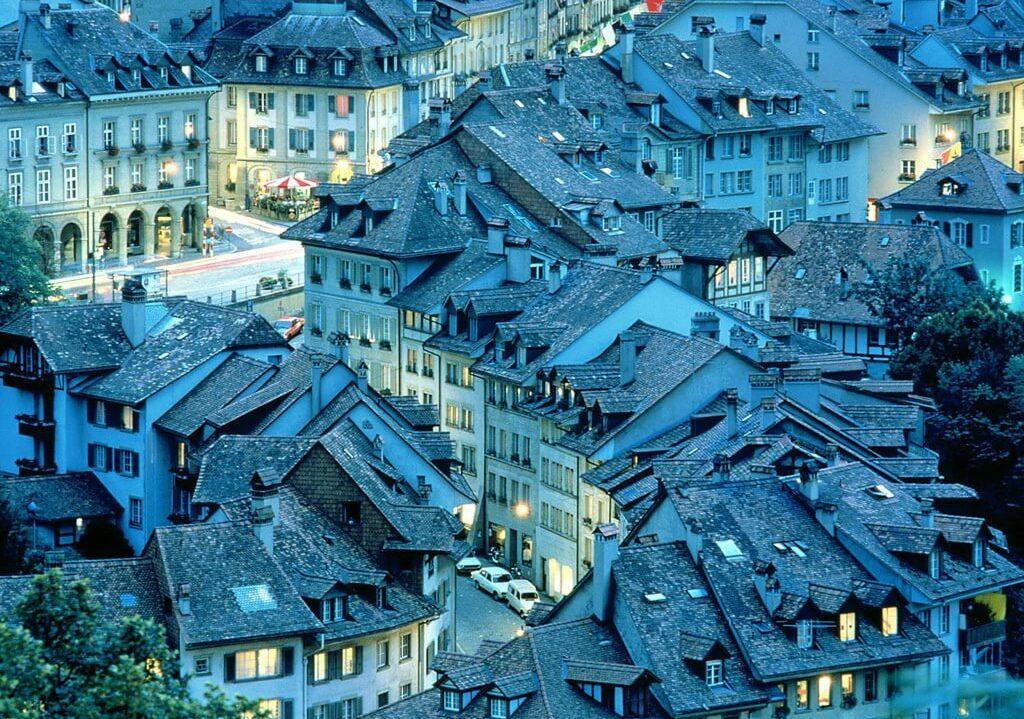 достопримечательности Цюриха