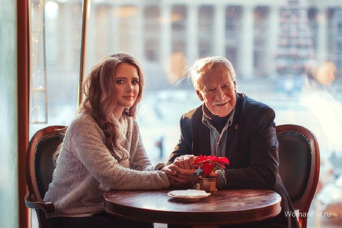 Иван Краско и его жена 2018