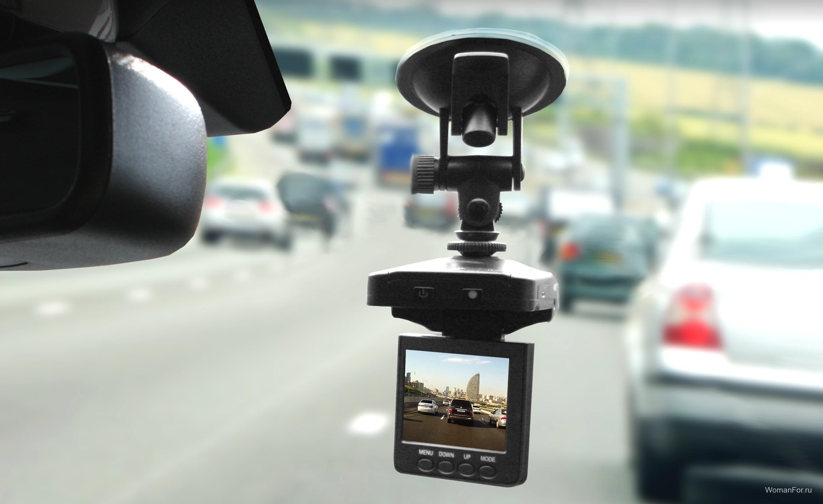 Как выбрать видеорегистратор для автомобиля 2018
