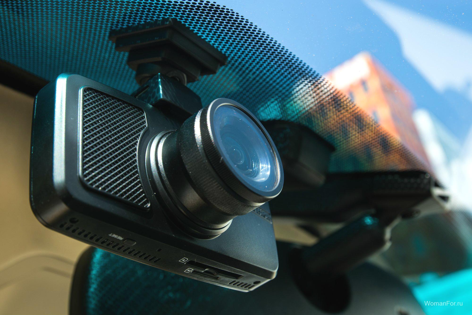 Как выбрать видеорегистратор для автомобиля 2018 - TrendVision TDR-719