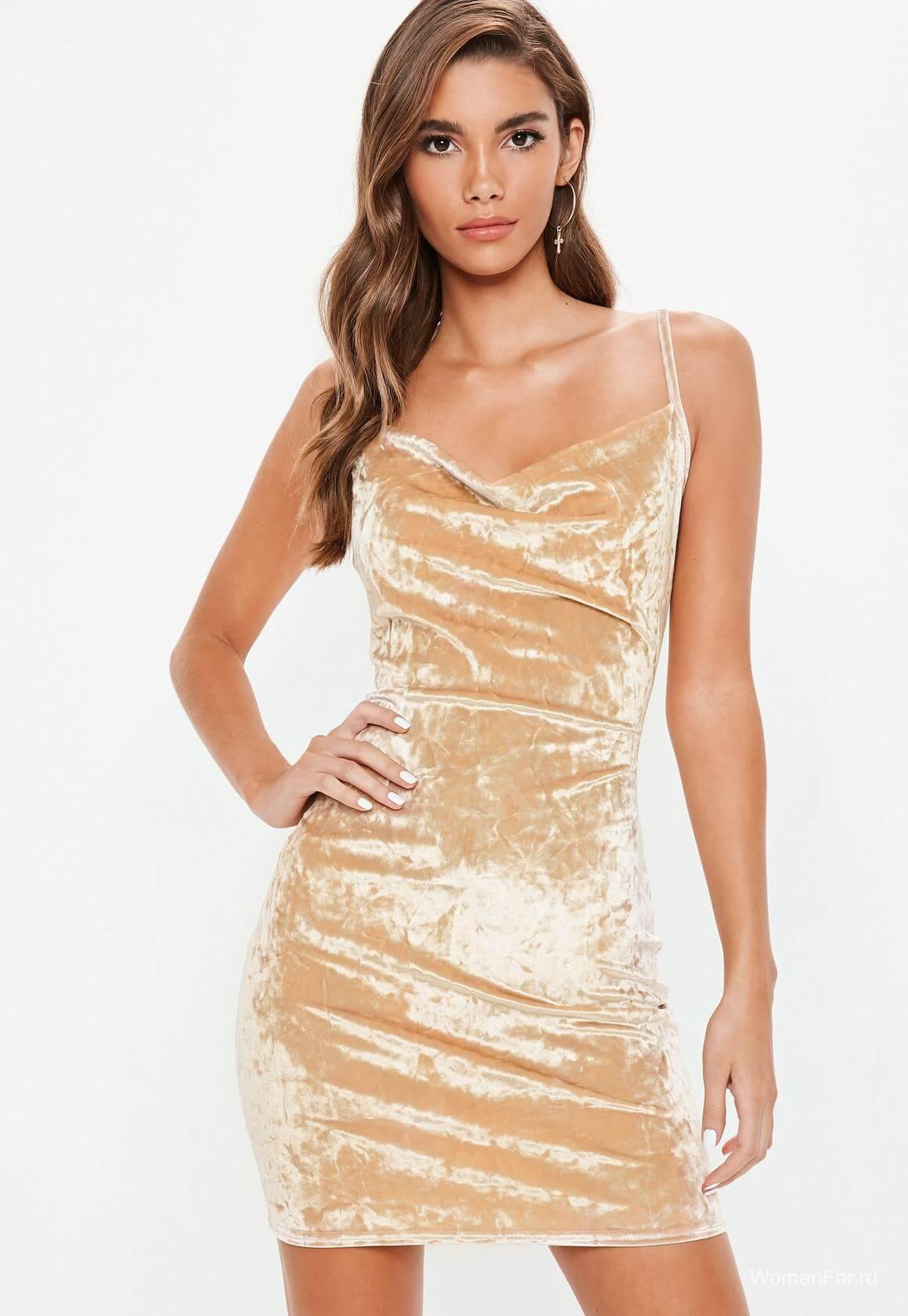 Красивое платье на Новый Год