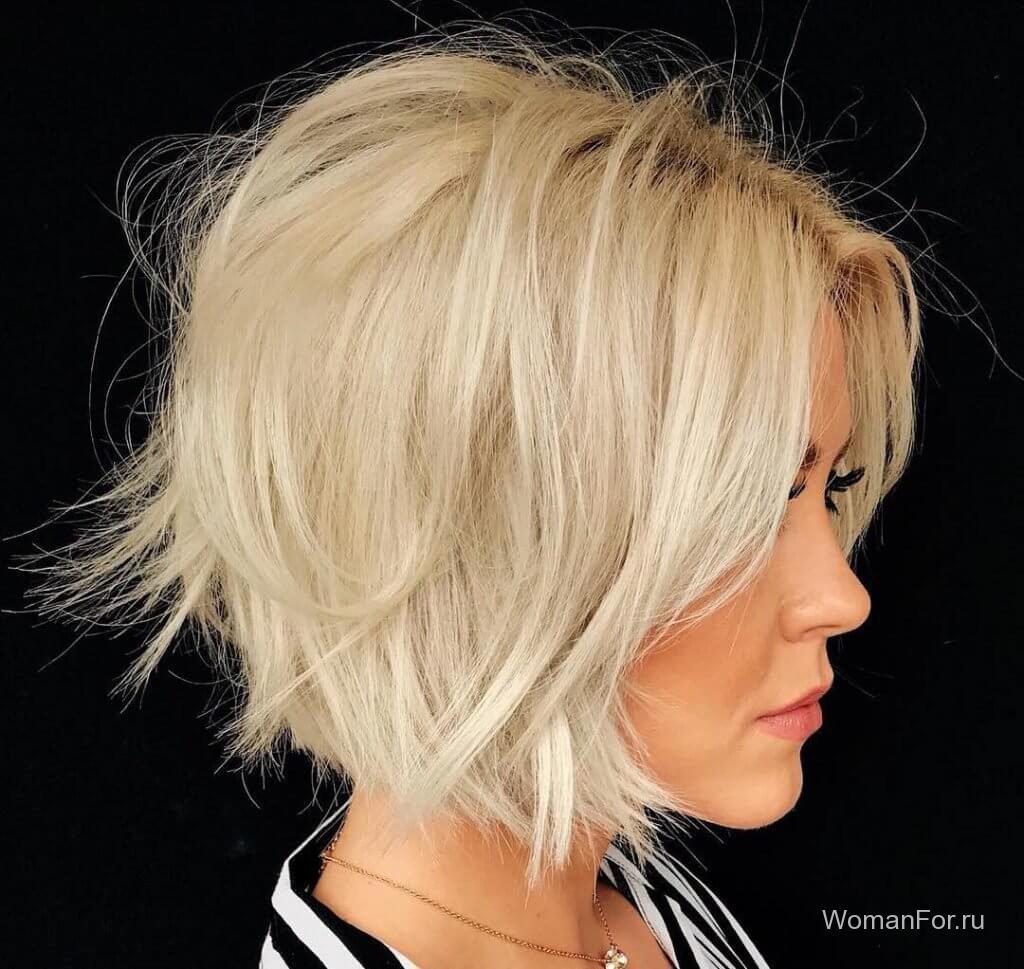 Светлые волосы