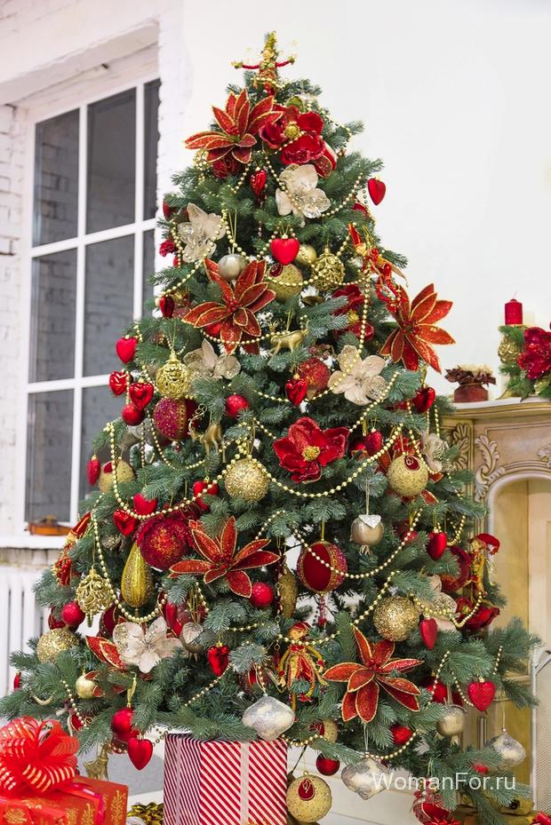 Как наряжать елку на Новый год 2019