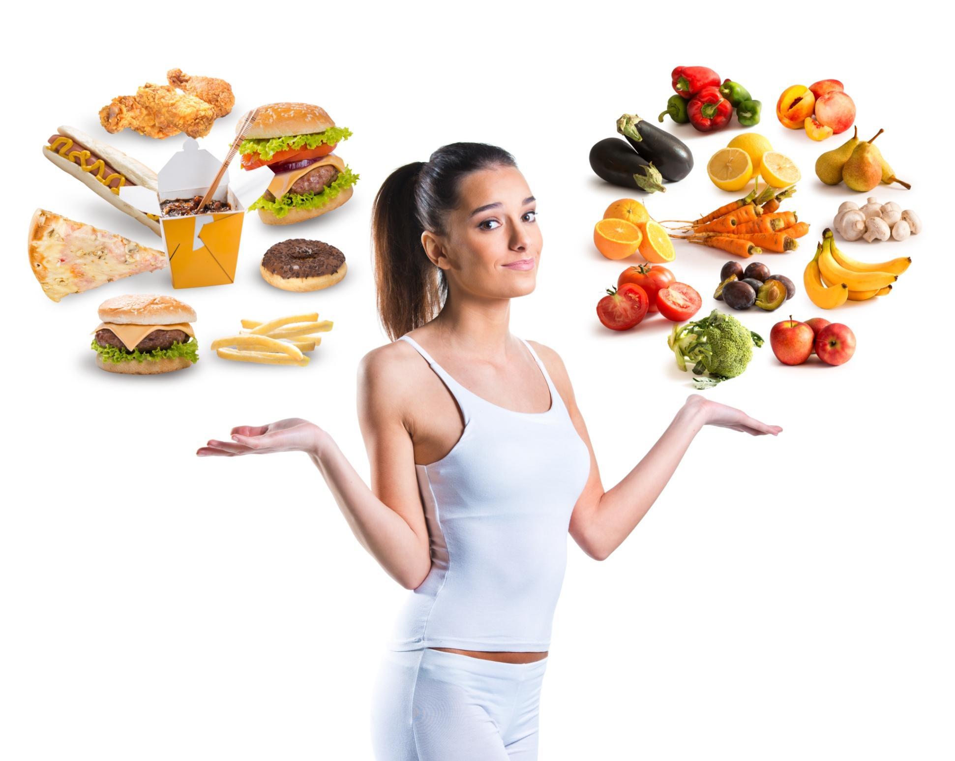 Рацион для похудения в домашних условиях