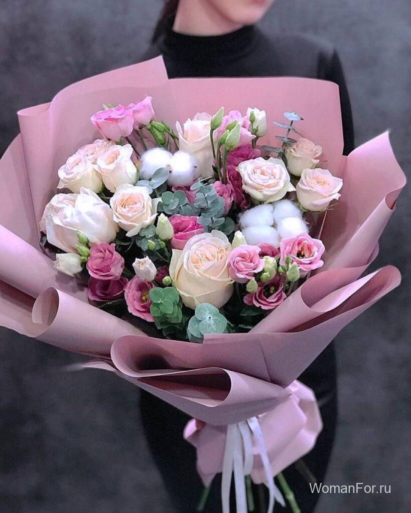 Купить цветы онлайн с доставкой